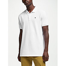 Buy Scotch & Soda Classic Pique Polo Shirt Online at johnlewis.com