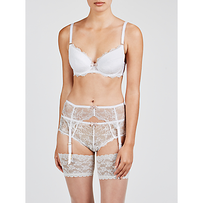 COLLECTION by John Lewis Genevieve Lace Suspender