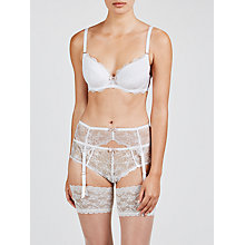 Buy COLLECTION by John Lewis Genevieve Lace Suspender Online at johnlewis.com