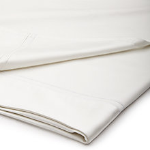 Buy John Lewis 1000 Thread Count Egyptian Cotton Flat Sheet Online at johnlewis.com