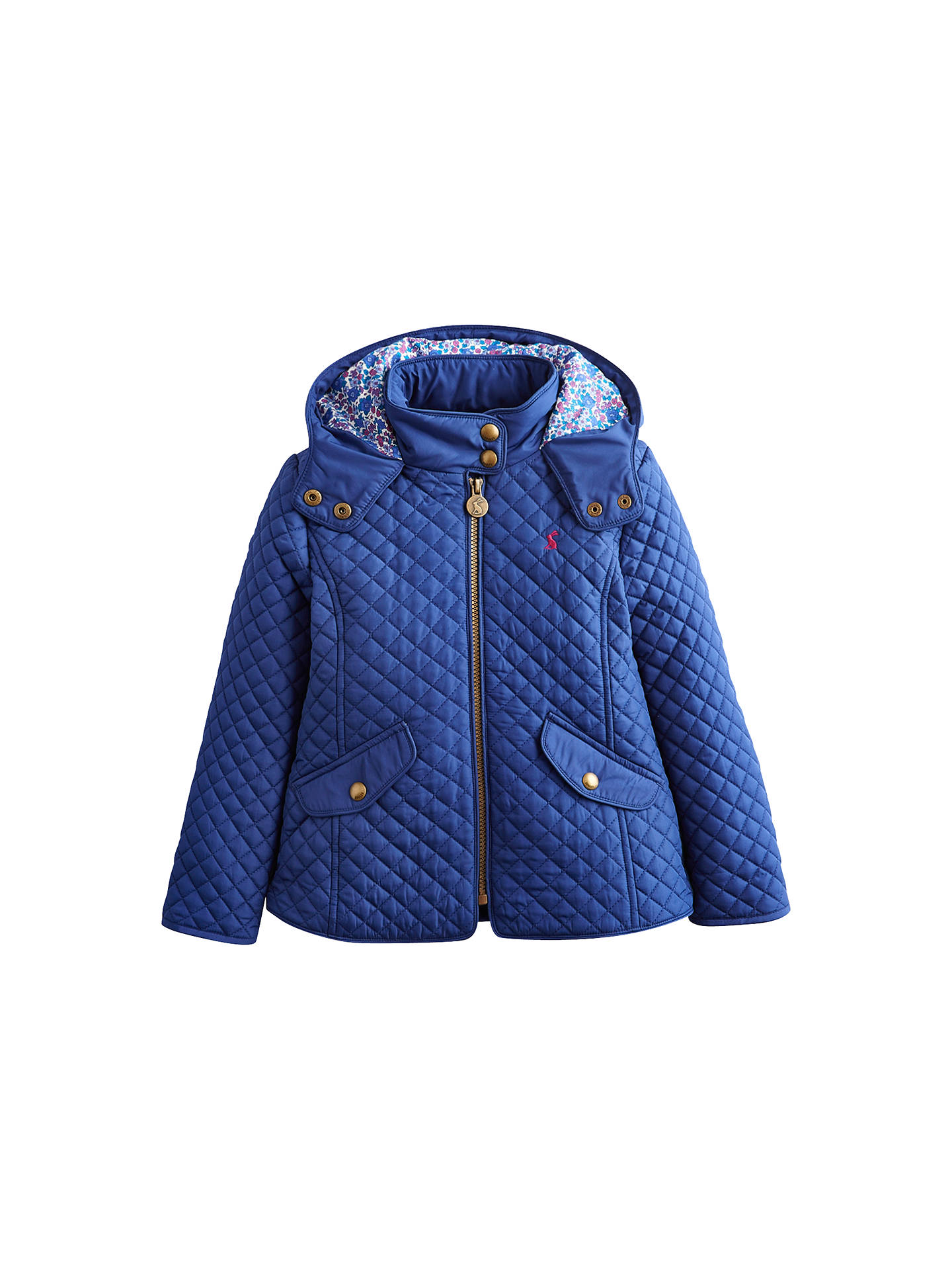 8443bd0fe60d Little Joule Girls  Quilted Jacket