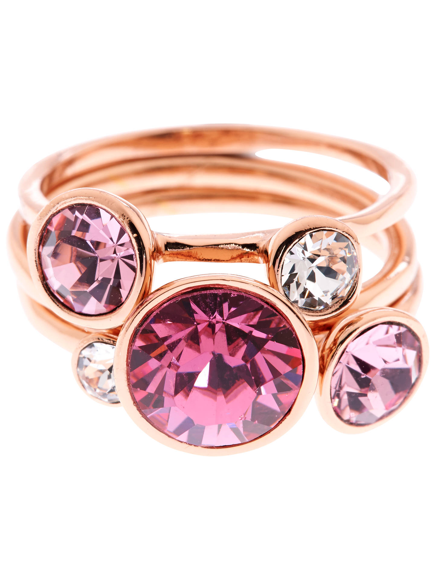 d040e2019bb07a Buy Ted Baker Jackie Jewel Stack Ring