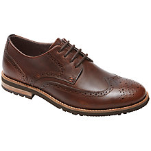 Buy Rockport Ledge Hill Two Wingtip Shoes Online at johnlewis.com