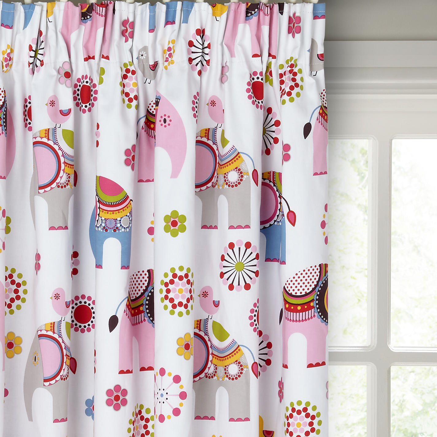 Owl Bedroom Curtains Blackout Lined Ready Made Curtains Voiles John Lewis