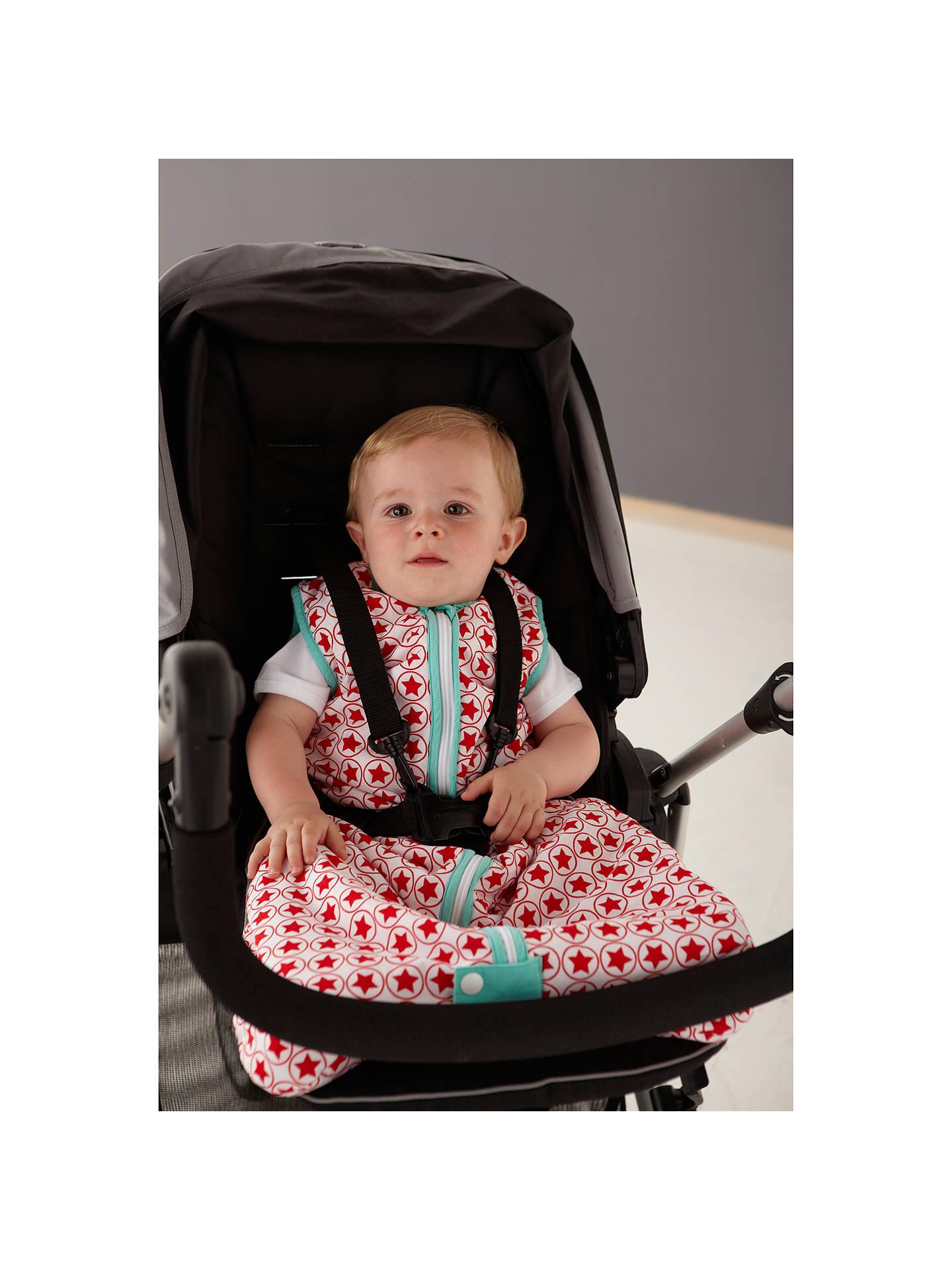 Grobag Baby Sleeping bag Starlight Travel 0-6 6-18 18-36 months  2.5 tog