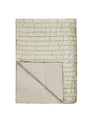 John Lewis Partners Shimmer Bedspread