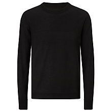 Buy Kin by John Lewis Moss Yoke Merino Blend Jumper Online at johnlewis.com