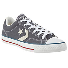 Buy Converse Star Player Canvas Trainers Online at johnlewis.com