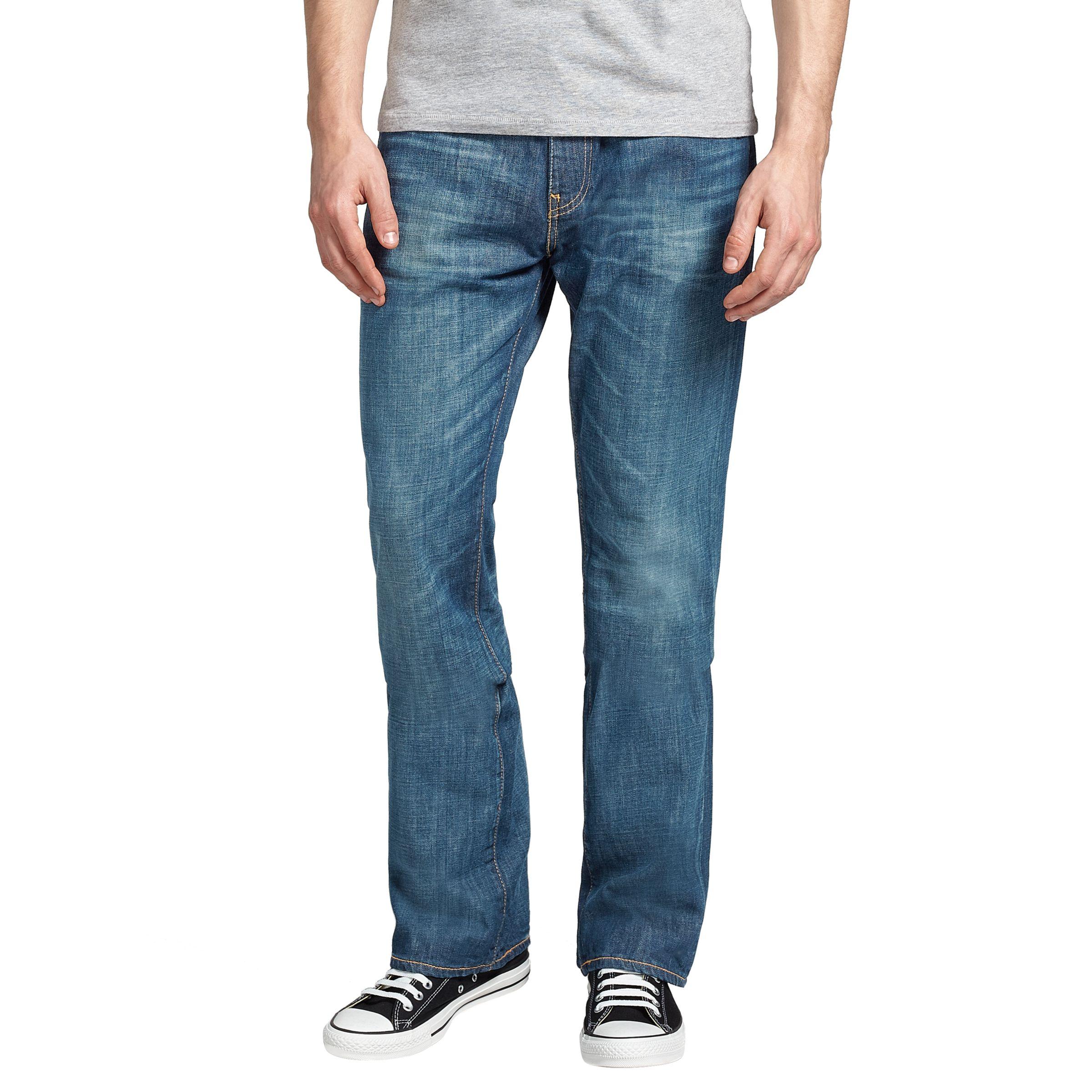 a04e5cb8ead Levi's 527 Bootcut Jeans, Explorer at John Lewis & Partners