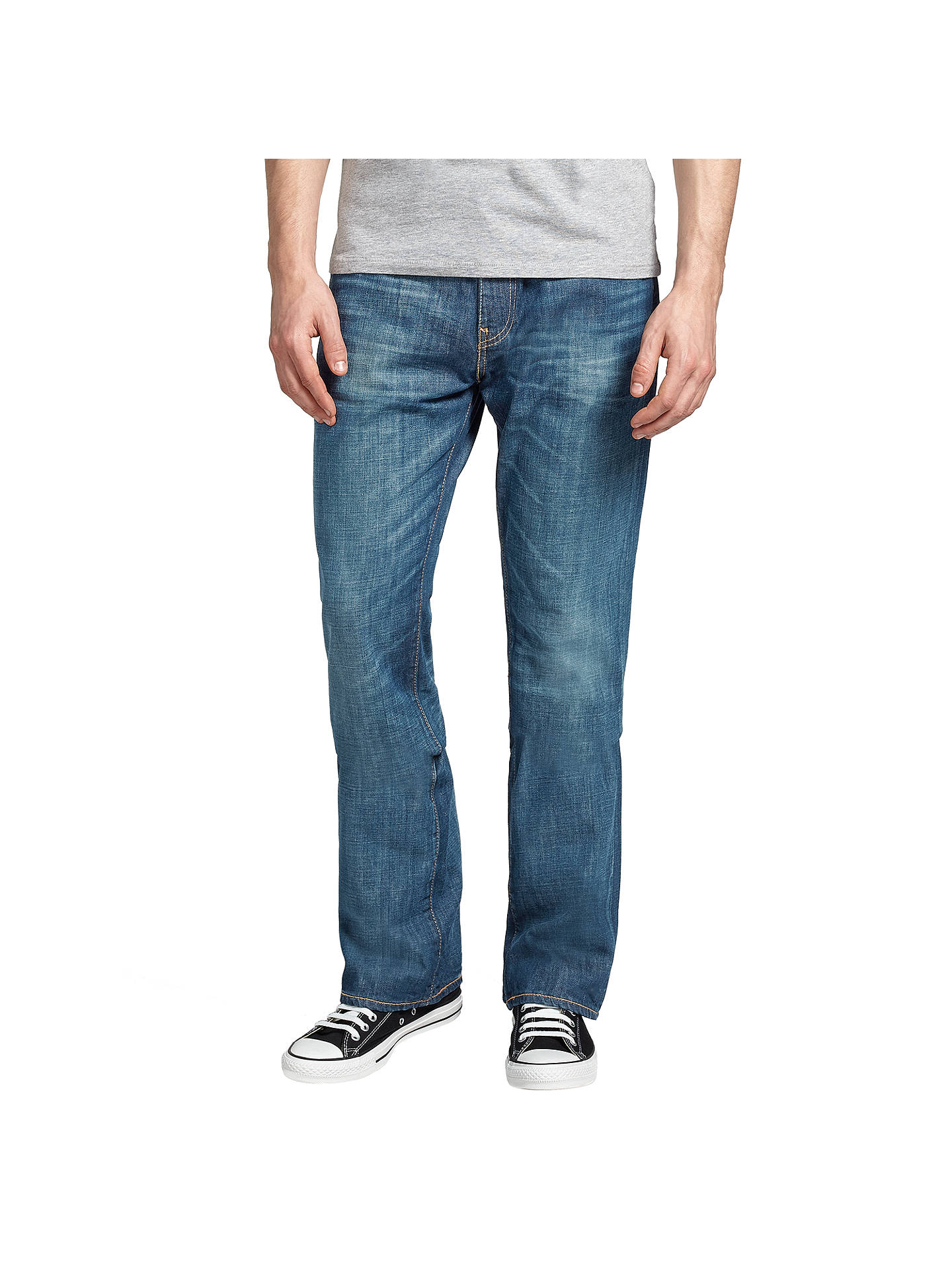 ec2f11f2e01 Buy Levi's 527 Bootcut Jeans, Explorer, 30S Online at johnlewis. ...
