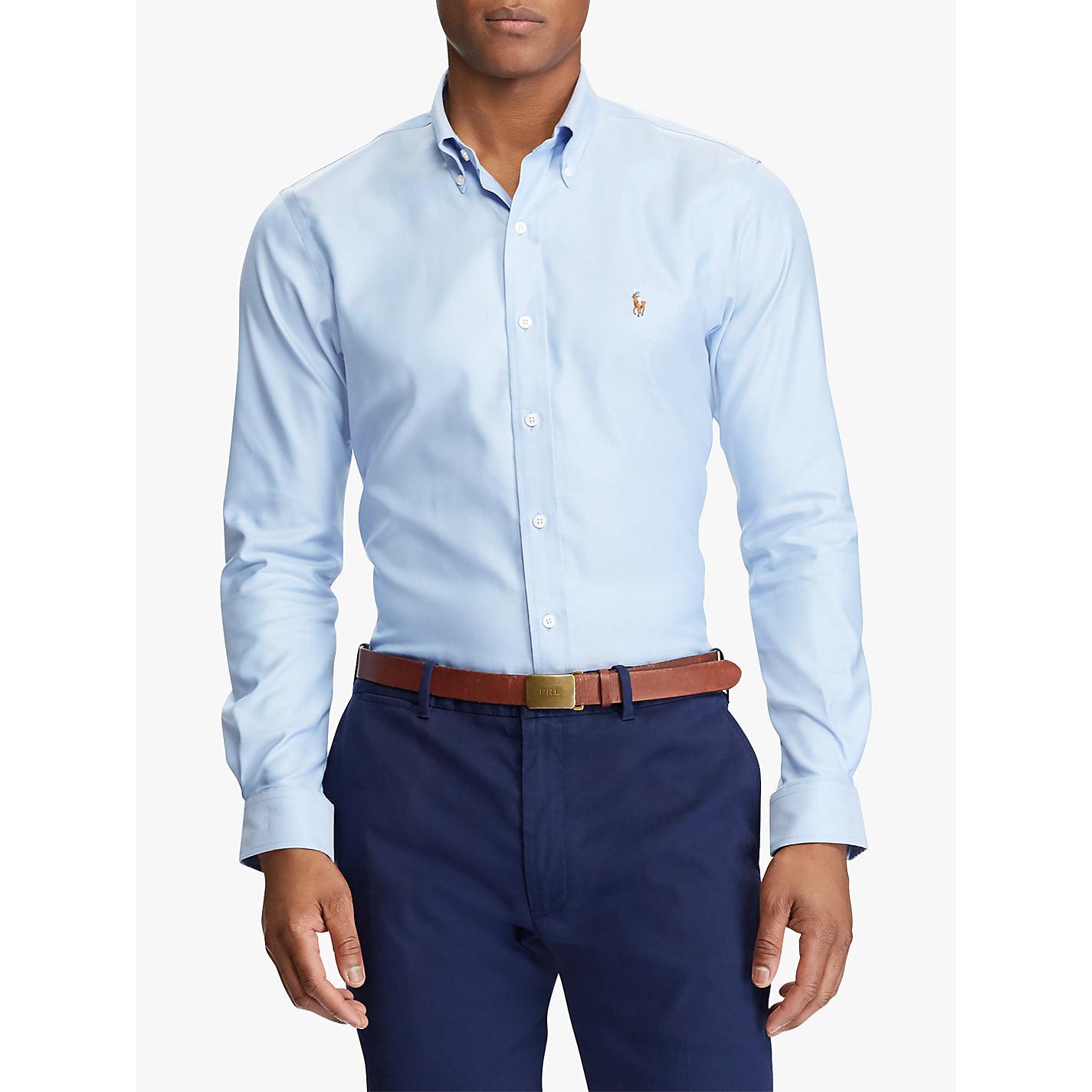 Buy Polo Golf By Ralph Lauren Non Iron Oxford Shirt John Lewis # Muebles Ralph Lauren Espana