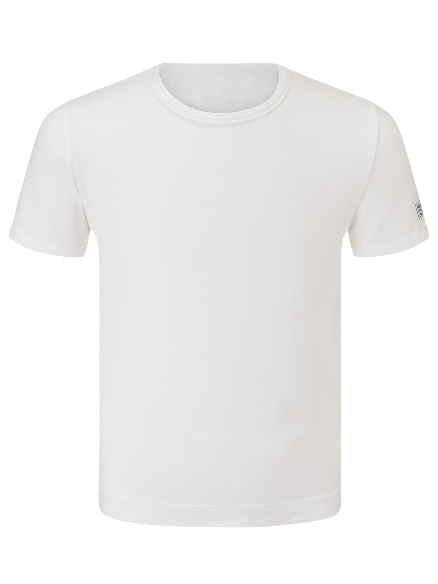 Royal Academy Of Dance Royal Academy Of Dance Boys' Short Sleeve Ballet T-Shirt, White