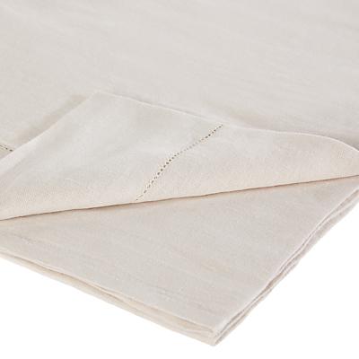 John Lewis Croft Collection 100% Linen Flat Sheet
