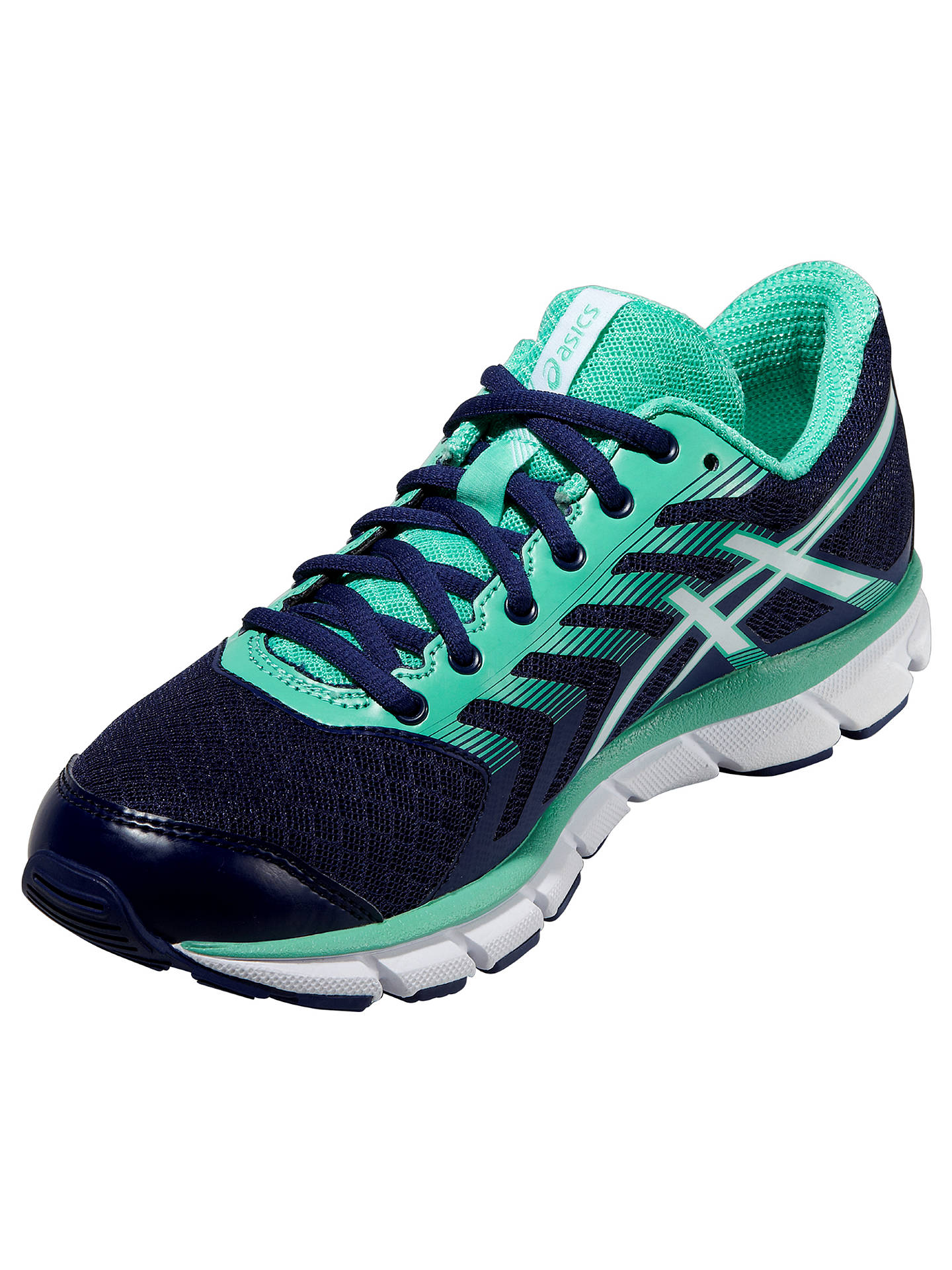 Asics Gel Xalion 3 Women's Natural Running Shoes, Indigo at