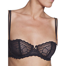 Buy Chantelle Merci Half Cup Bra Online at johnlewis.com