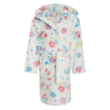 Buy John Lewis Girls' Vintage Rose Gown, Multi Online at johnlewis.com
