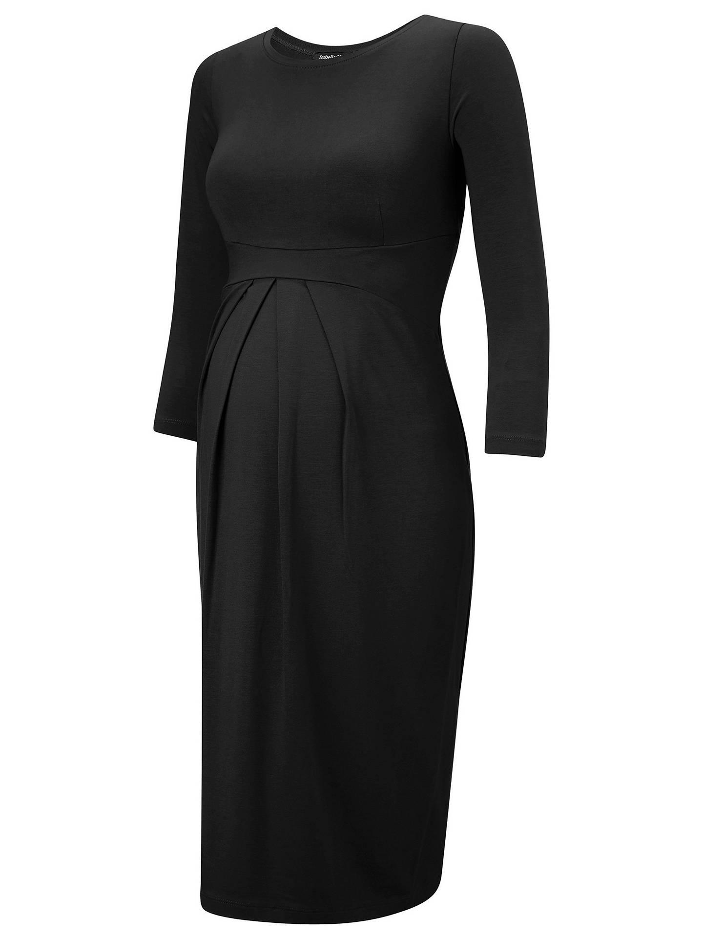 7b4523afc1dbd Buy Isabella Oliver Ivybridge Dress, Black, 10 Online at johnlewis.com ...