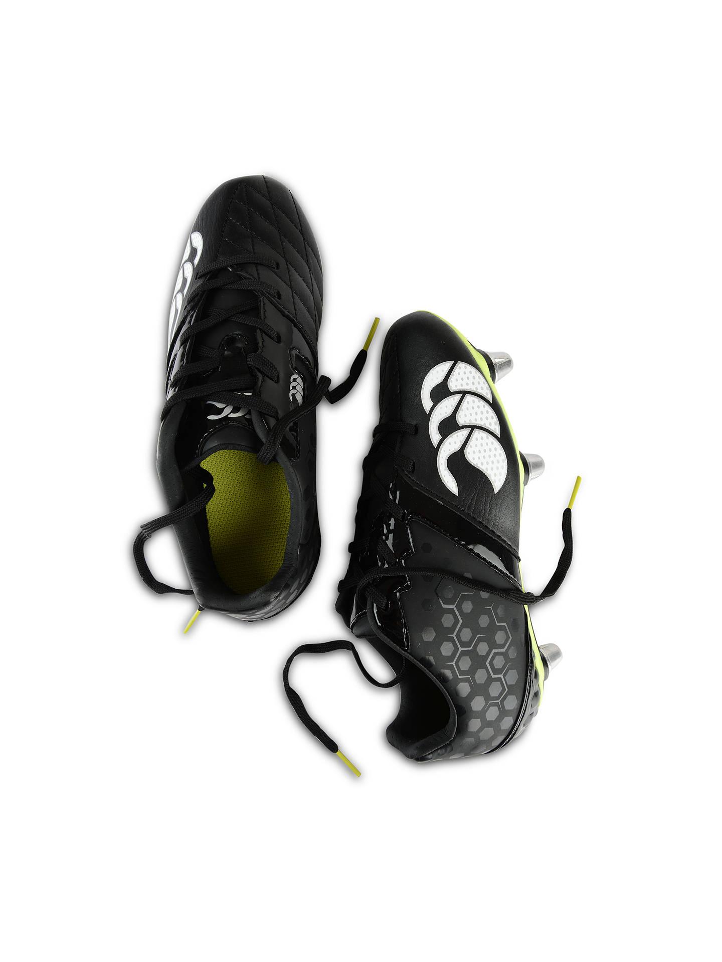 72f095889b47 ... Buy Canterbury of New Zealand Children's Phoenix Club 6 Stud Football  Boots, Black, 13