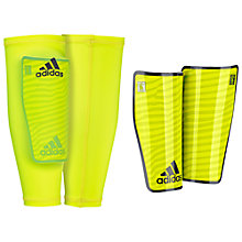Buy Adidas X Pro Lite Shin Pads, Solar Yellow/Black Online at johnlewis.com