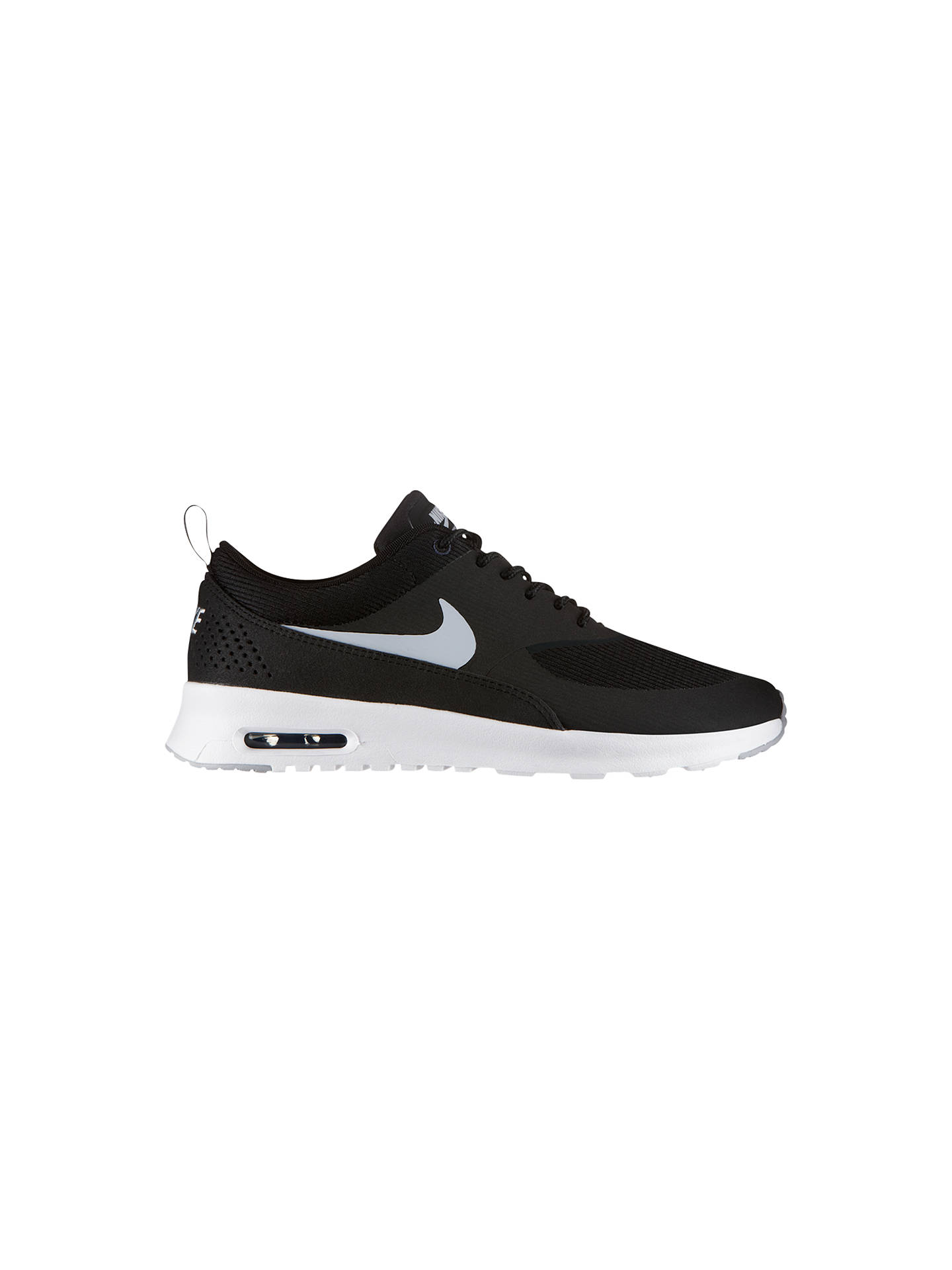 best sneakers b5f3f 60f8d Buy Nike Air Max Thea Women s Cross Trainers, Black Grey, Black Grey ...