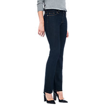 Buy NYDJ Marilyn Straight Leg Jeans, Larchmont Wash Online at johnlewis.com