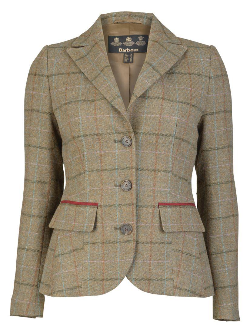 barbour carter wool jacket