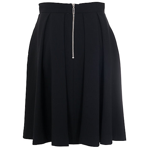 Buy French Connection Whisper Ruth Flared Skirt Online at johnlewis.com