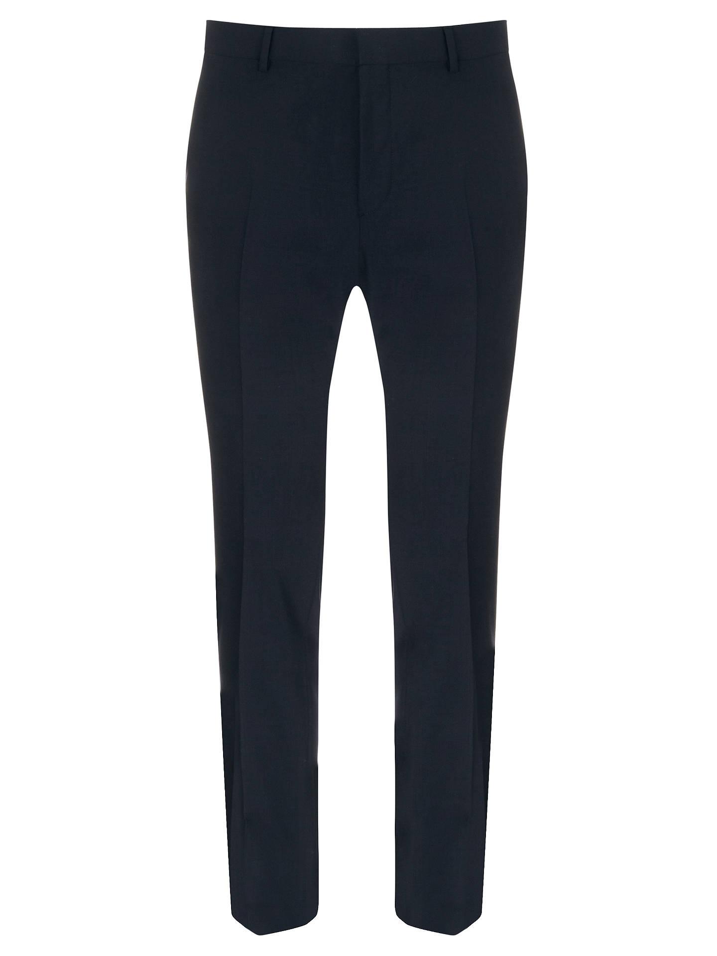 8ac0494bac6 BuyCalvin Klein Plain Weave Wool Suit Trousers