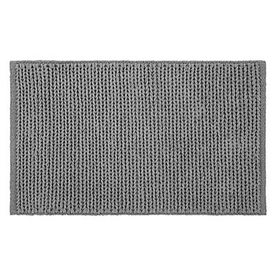 Product photo of John lewis coastal rope bath mat dove