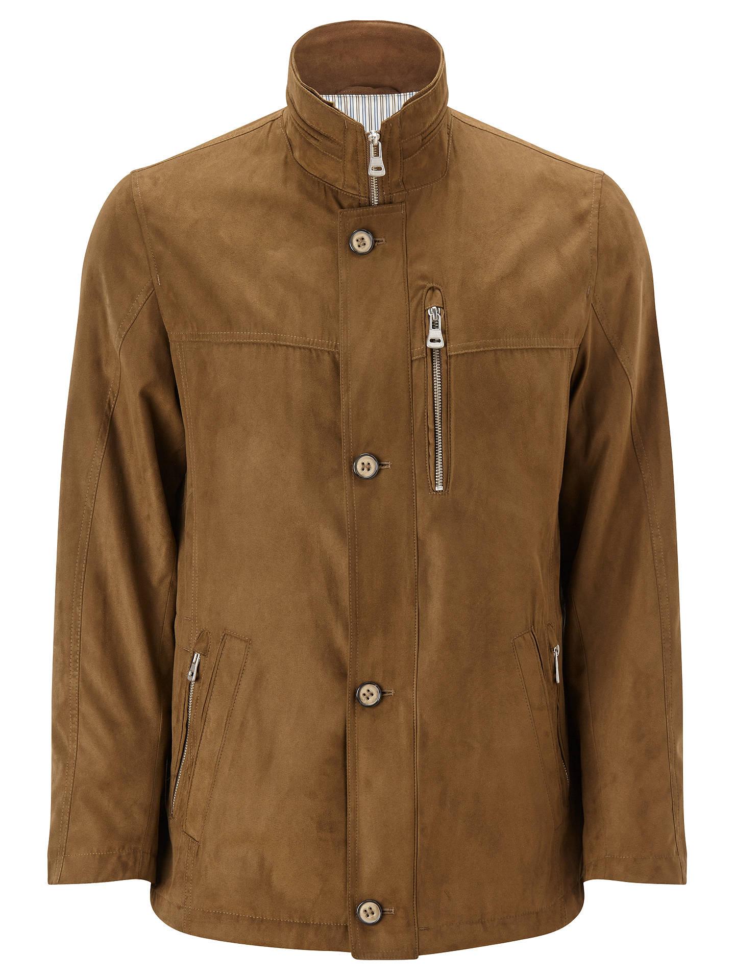 Bugatti microma velour jacket