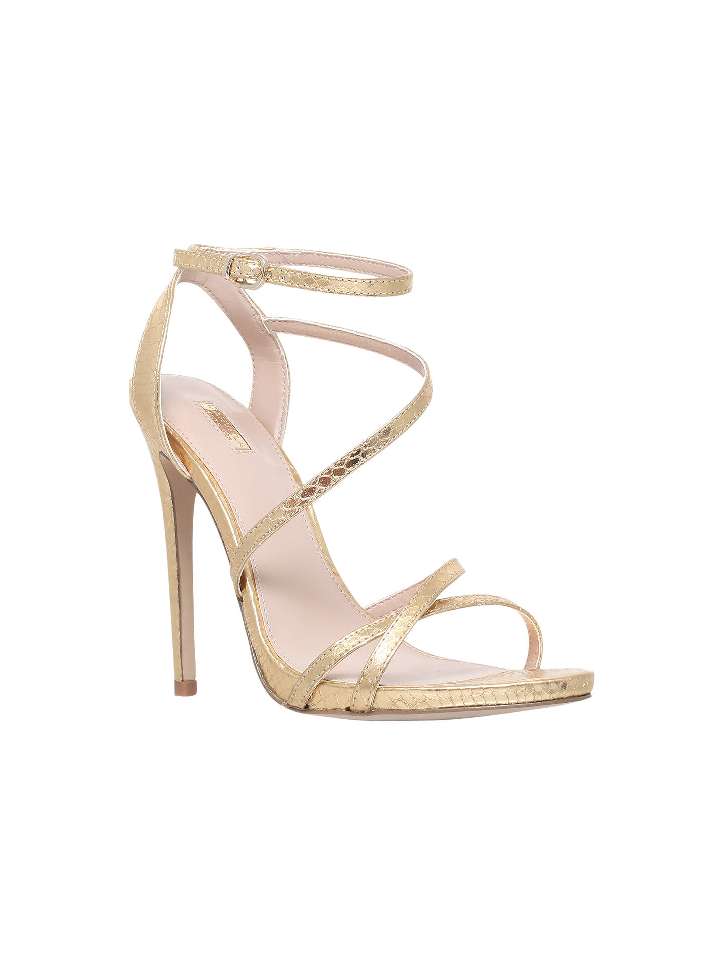 eed4a0f34a7 Buy Carvela Georgia Leather Stiletto Strappy Sandals