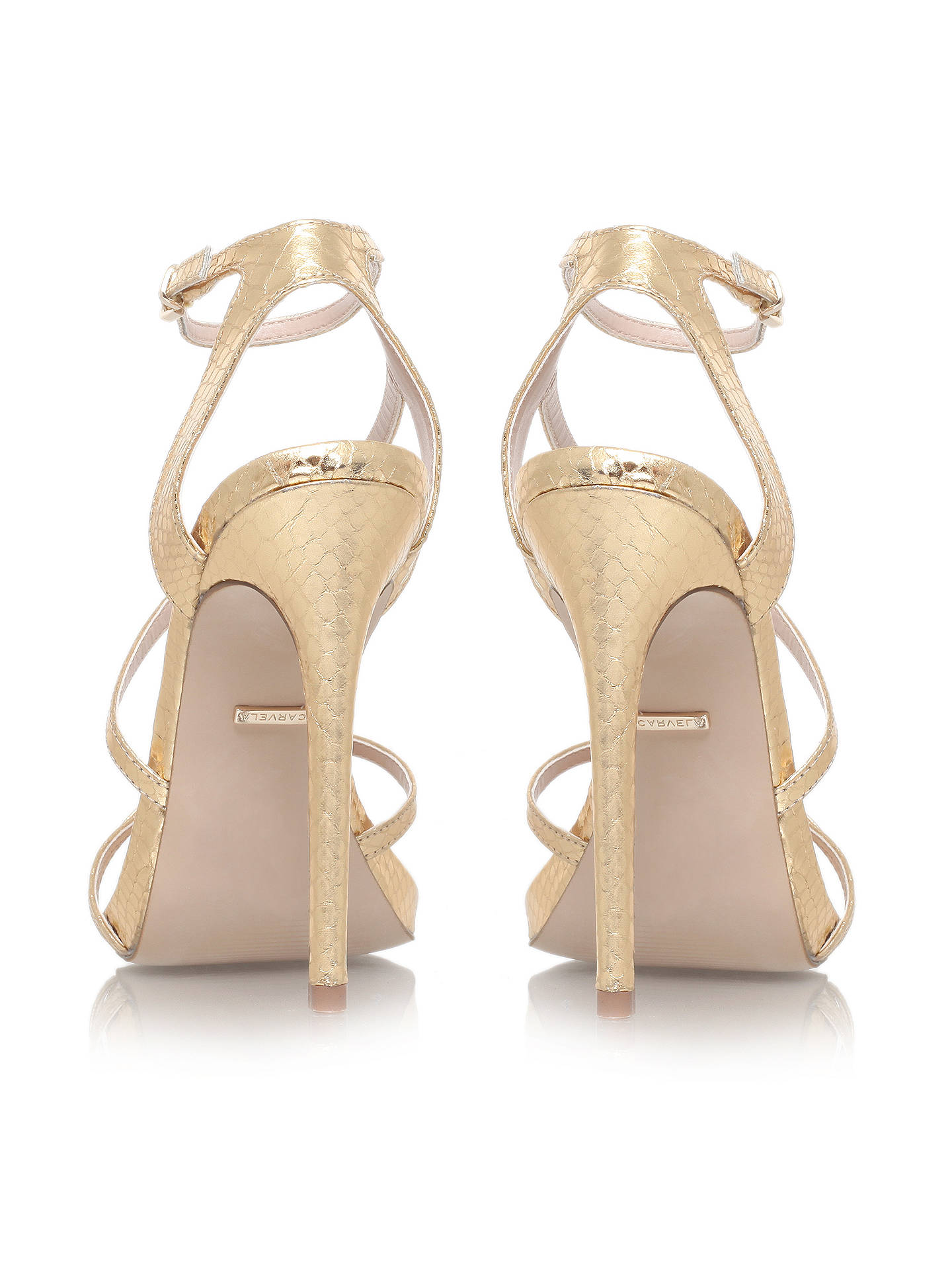 256542eda5a ... Buy Carvela Georgia Leather Stiletto Strappy Sandals