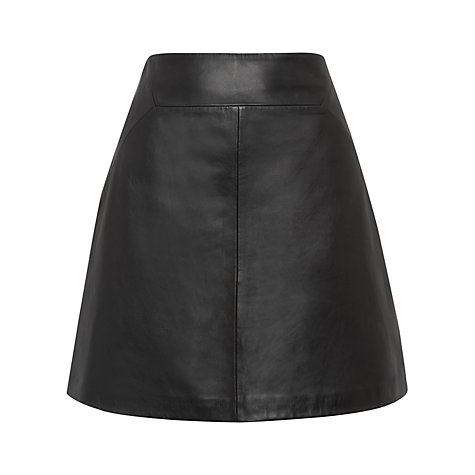 100% Leather | Women's Skirts | John Lewis