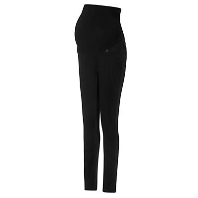 Séraphine Remy Maternity Skinny Jeans, Black