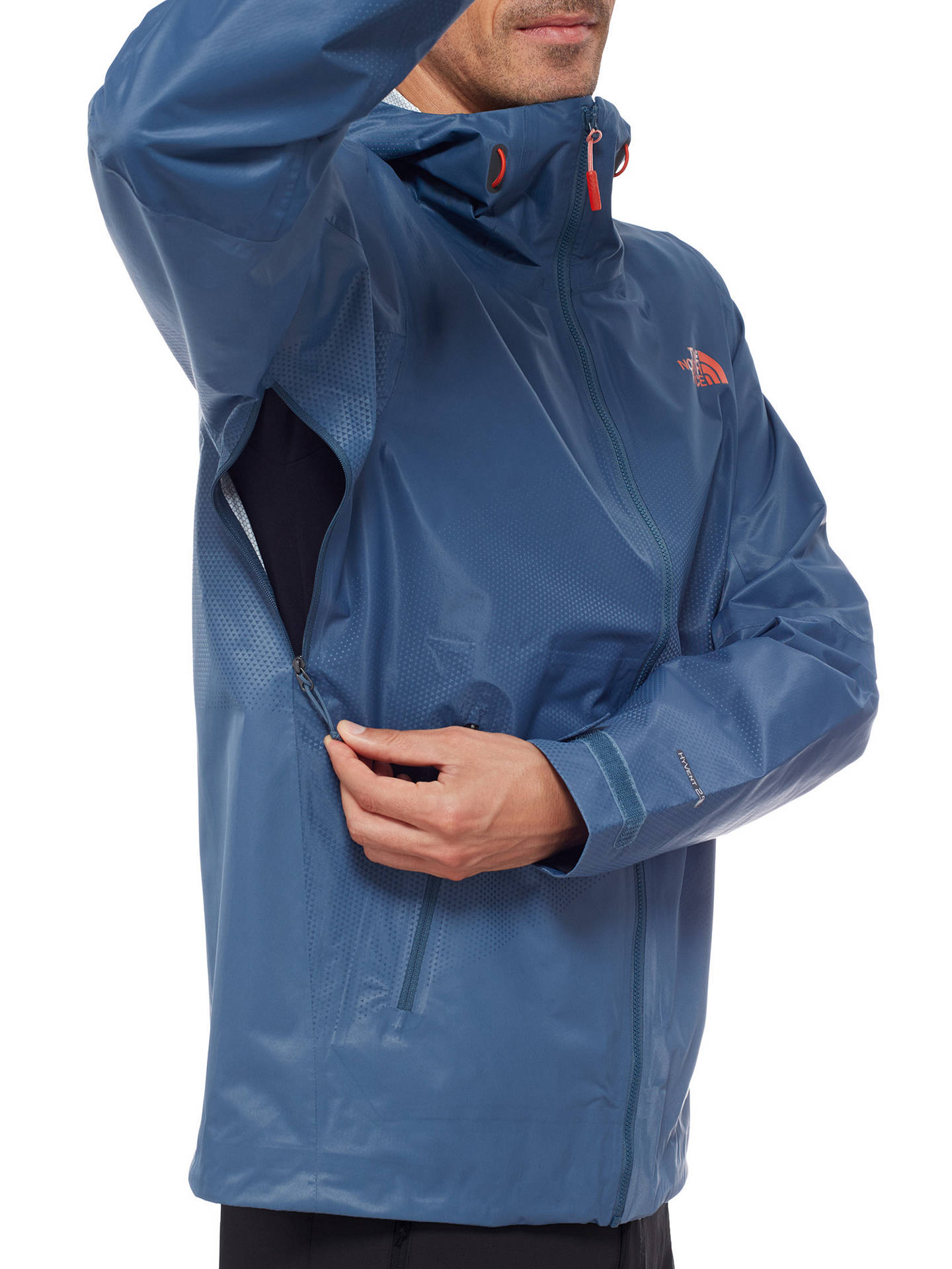 bd8772509 The North Face FuseForm Dot Waterproof Men's Jacket at John Lewis ...