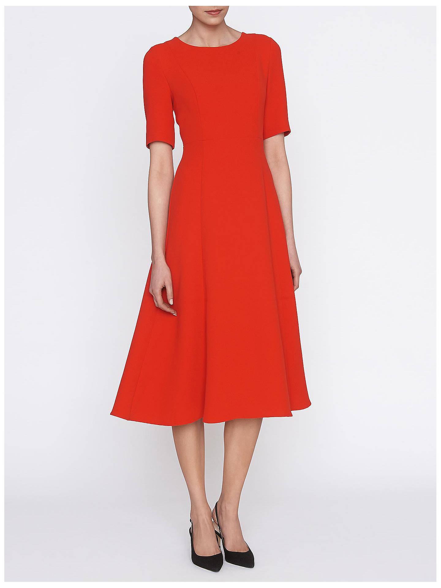 L K Bennett Cayla Long Dress At John Lewis Partners