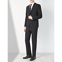 Shop the Look - Black Plainweave Suit