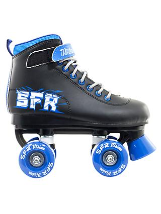 SFR Children's Vision 2 Roller Skates, Black/Blue
