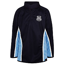 Buy Westville House School Boys' Sports Top, Navy Online at johnlewis.com