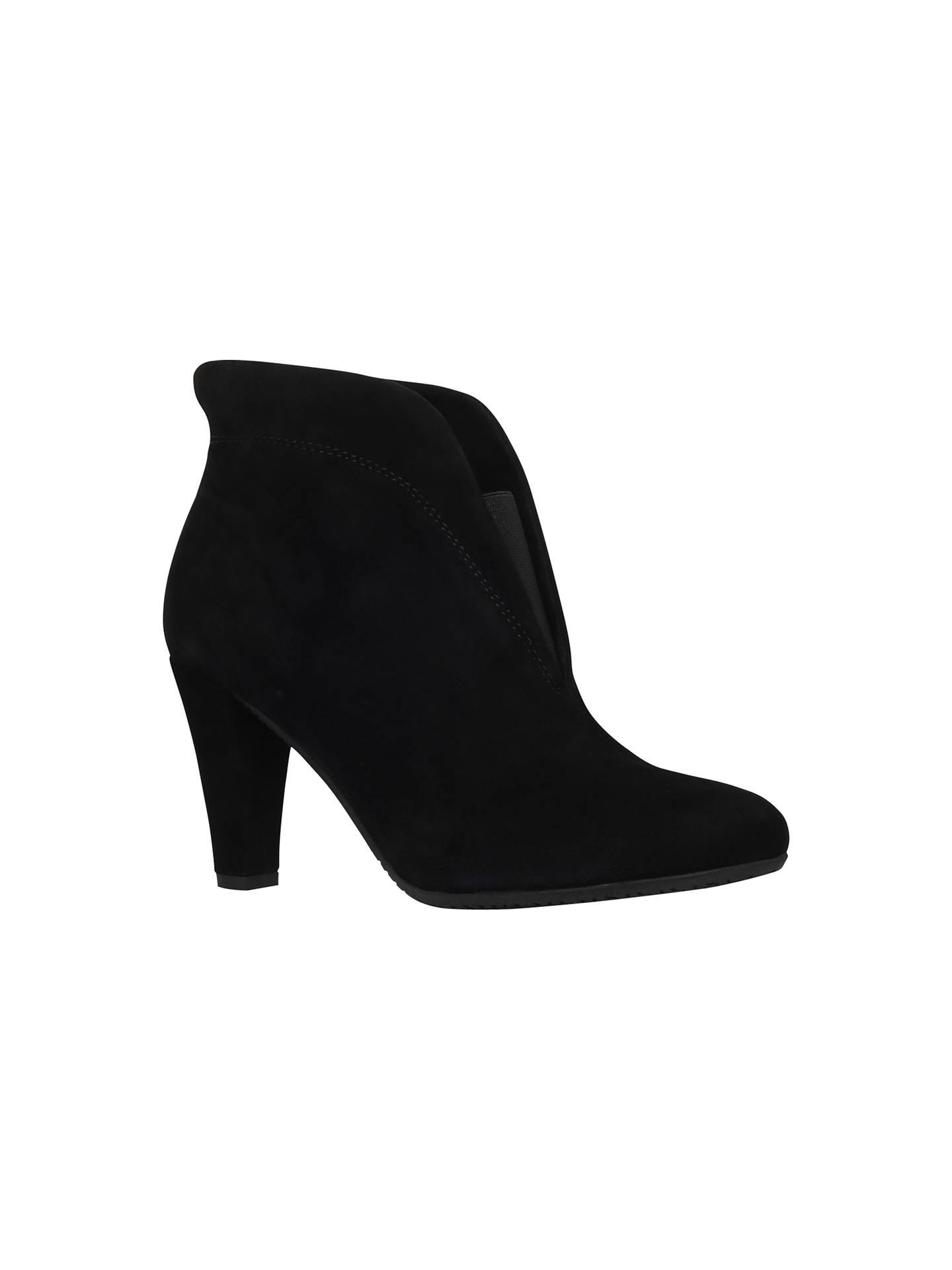 BuyCarvela Comfort Rida Mid Heel Ankle Boots 15698d218