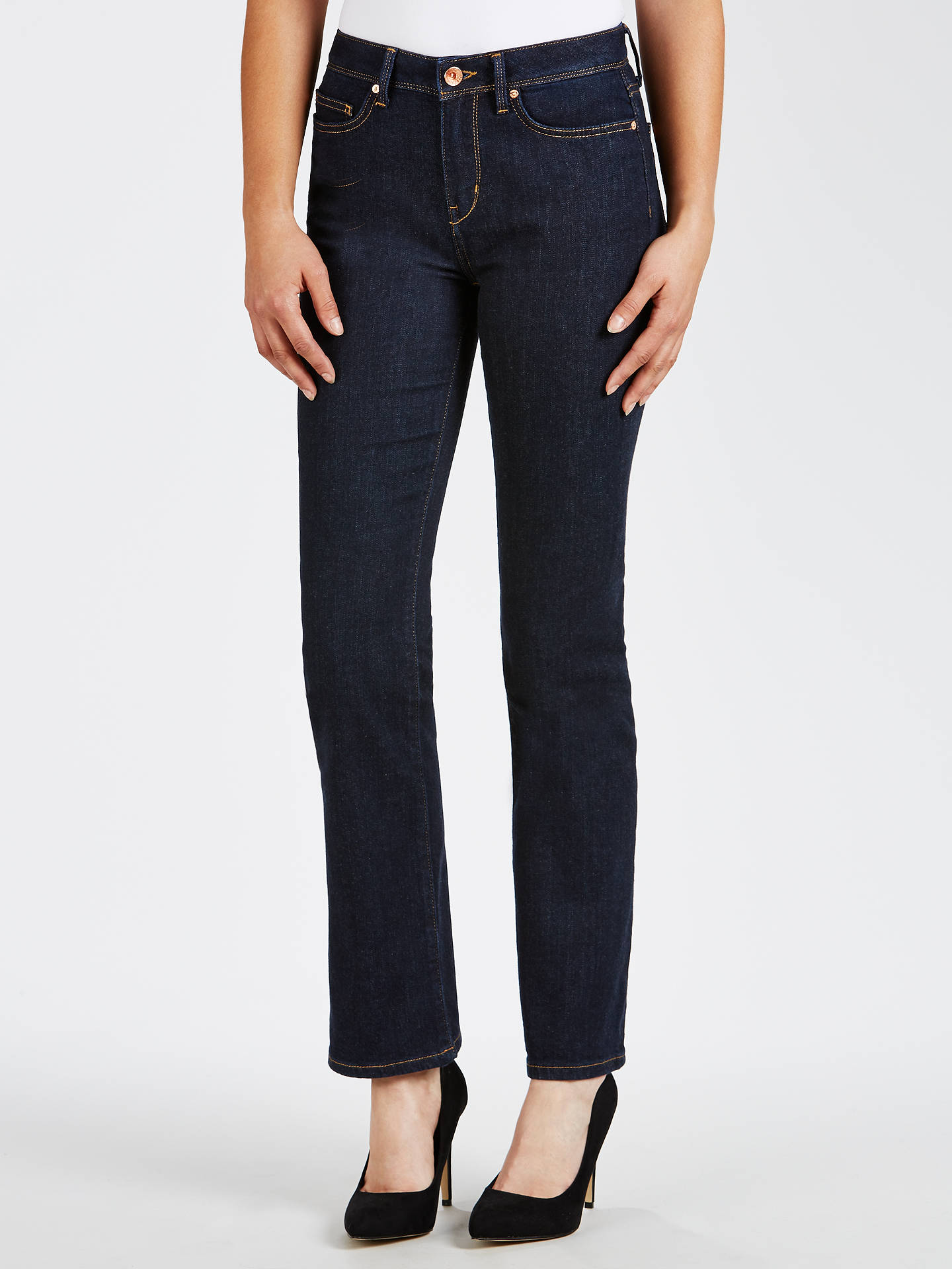 65336eb4 Buy Tommy Hilfiger Paris Slim Jeans, Chrissy, W29/L32 Online at johnlewis.