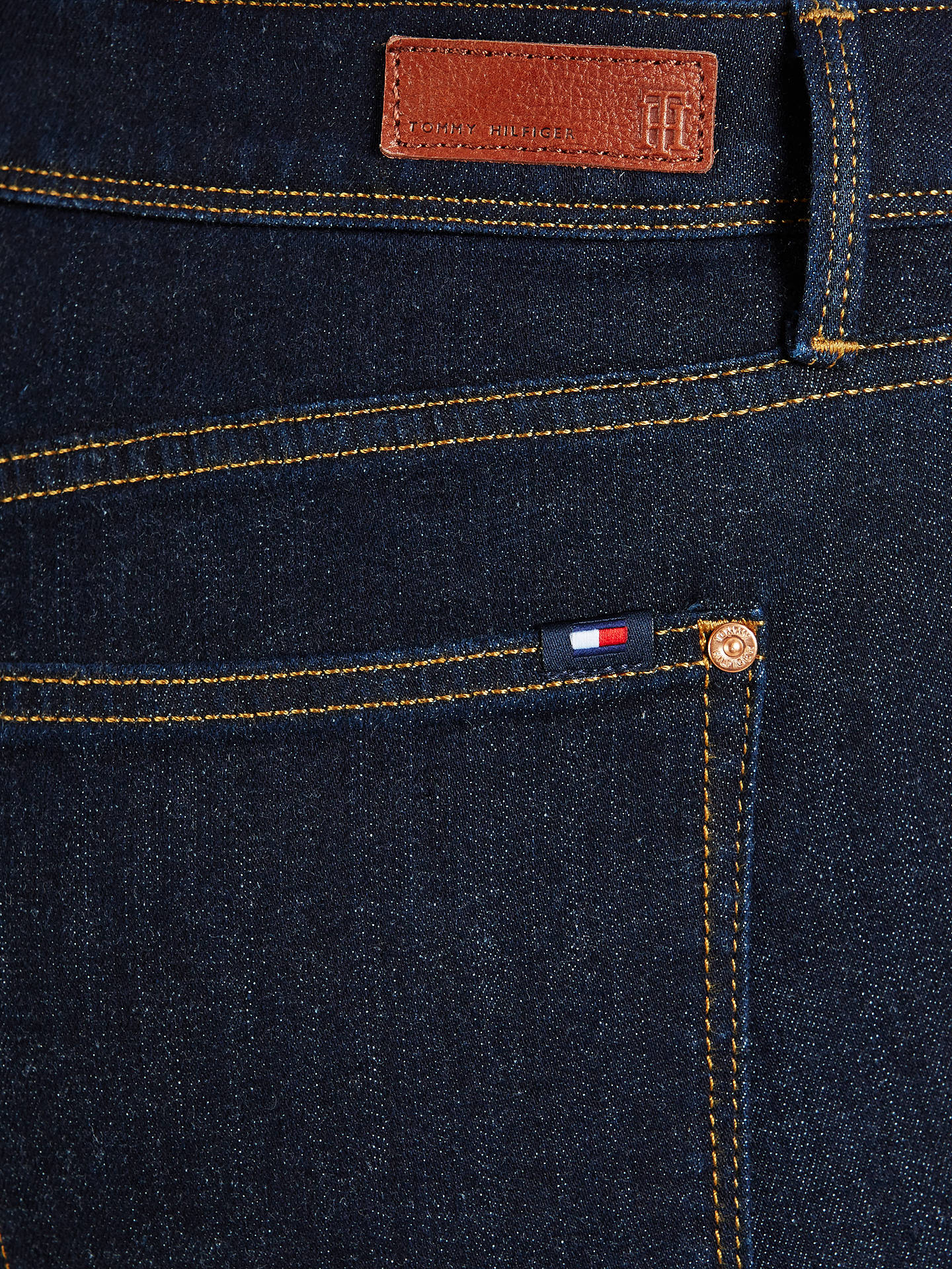 872423e05 Buy Tommy Hilfiger Paris Slim Jeans, Chrissy, W29/L32 Online at johnlewis.