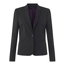 Buy Jigsaw New Paris One Button Jacket Online at johnlewis.com
