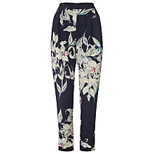 Buy Phase Eight Lily Print Soft Trousers Online at johnlewis.com