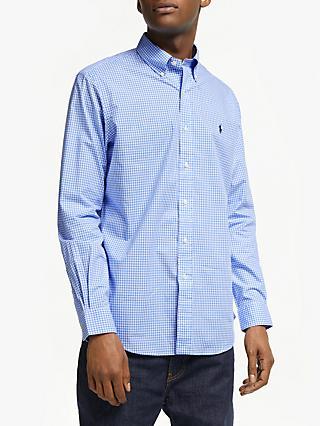 fe1cb3607b26 Polo Ralph Lauren Cotton Poplin Shirt