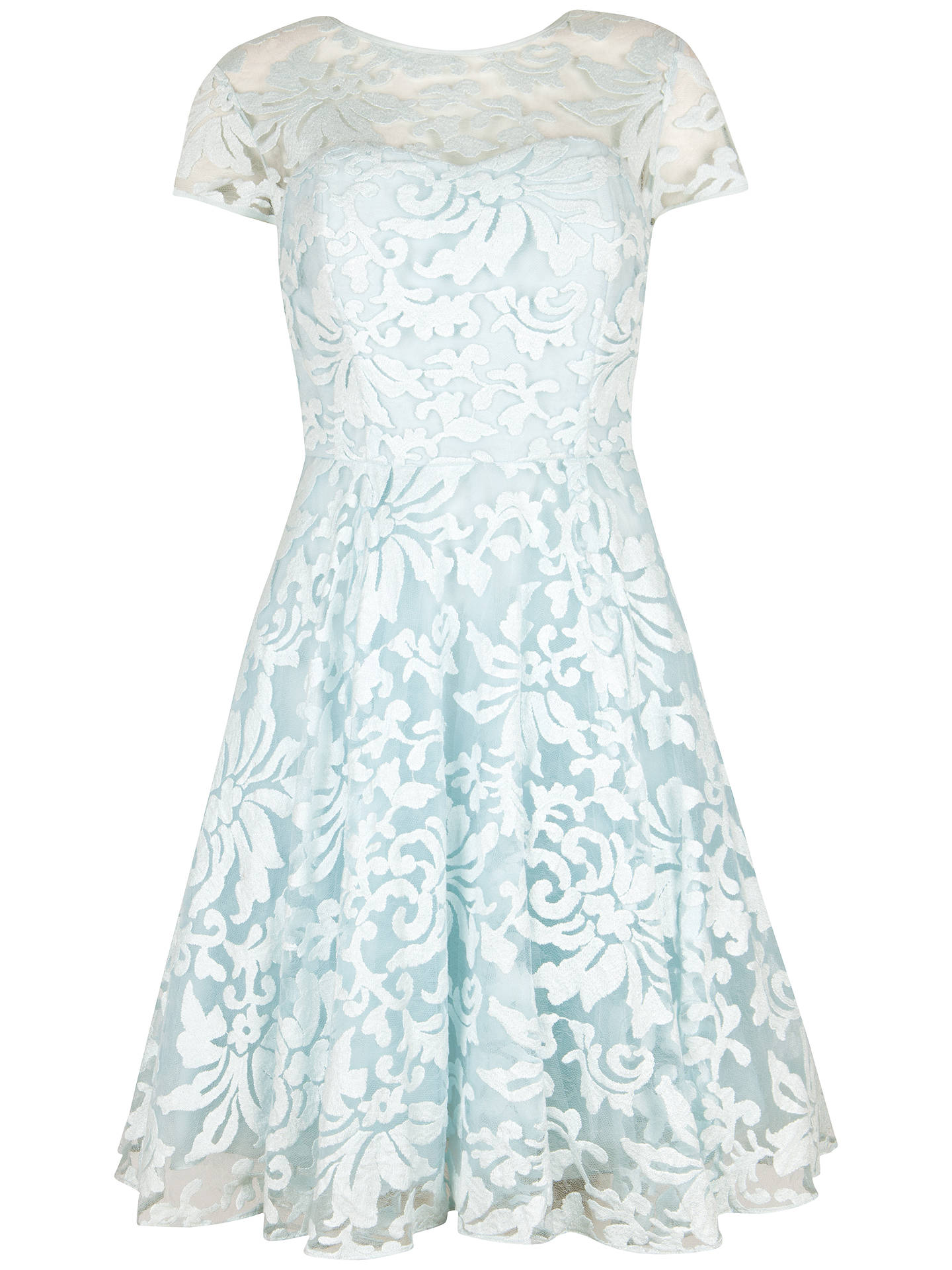 fc27753c0b0087 Ted Baker Caree Floral Lace Dress at John Lewis   Partners