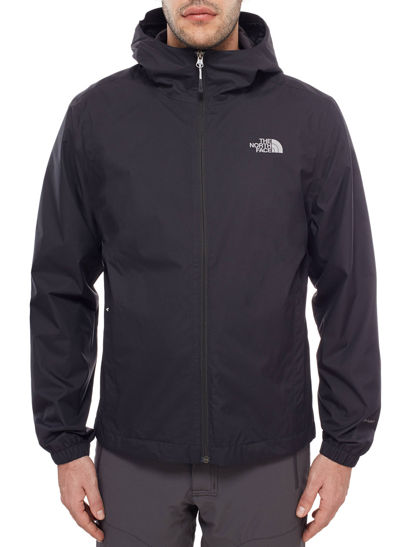 166c992e3 The North Face Quest Waterproof Men's Jacket, Black