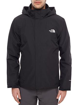 The North Face Sangro Waterproof Men's Jacket, Black