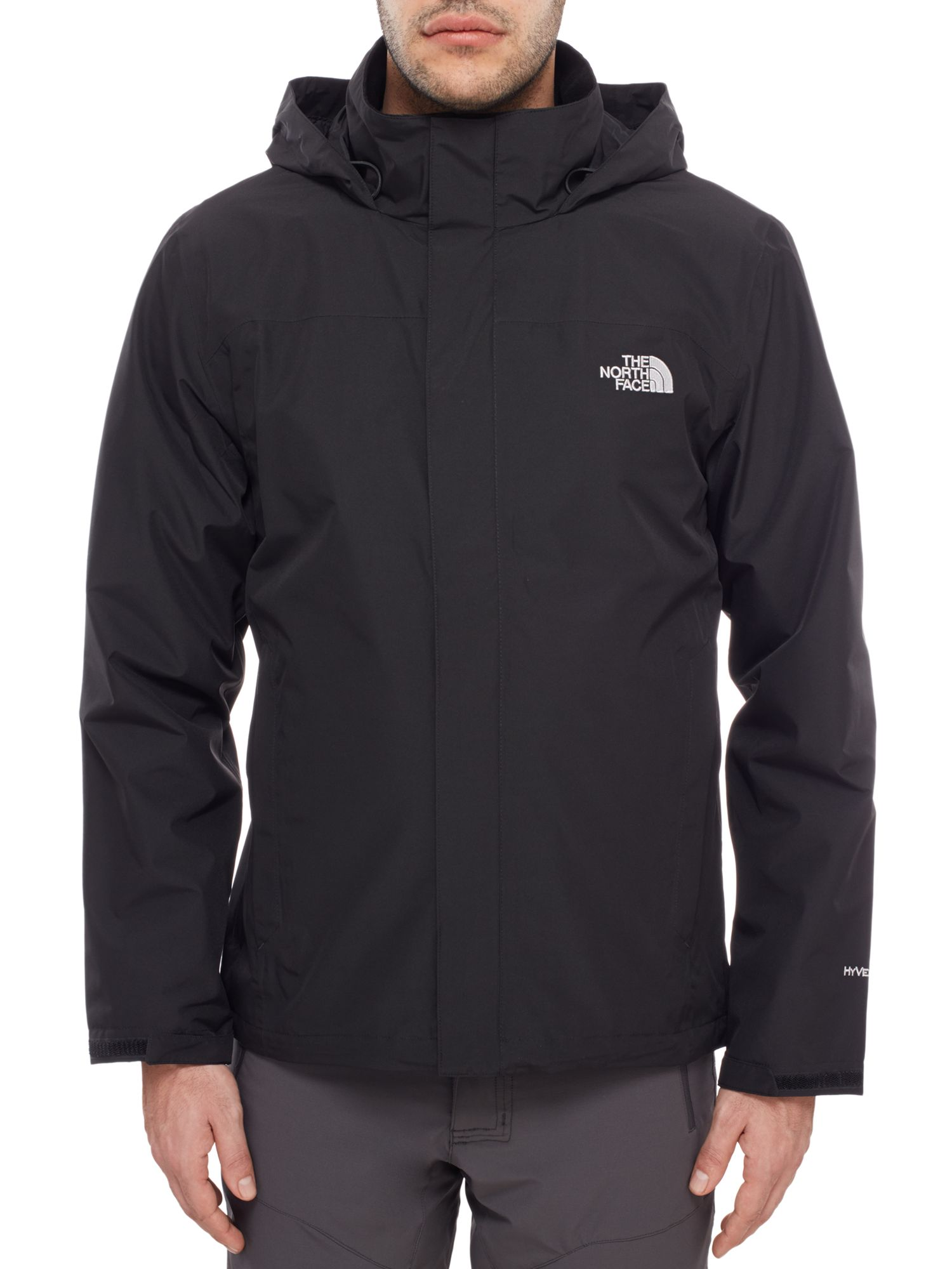 The North Face The North Face Sangro Waterproof Men's Jacket, Black