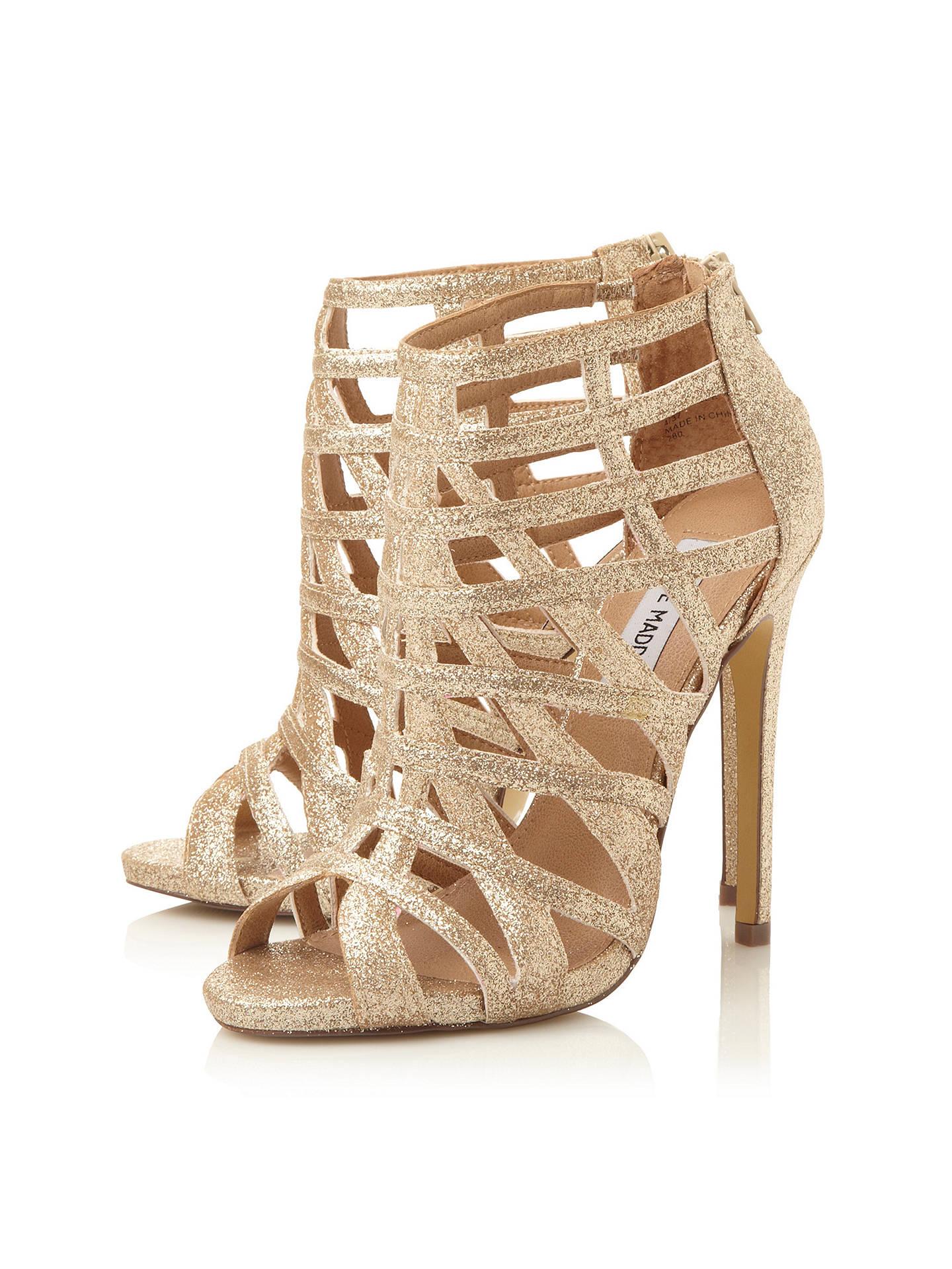 19534658617 Buy Steve Madden Marquee Caged High Heel Sandal